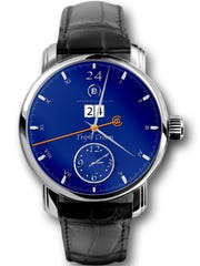 The Bozeman Watch Company offered this watch in honor of Miguel Cabrera's Triple Crown season.
