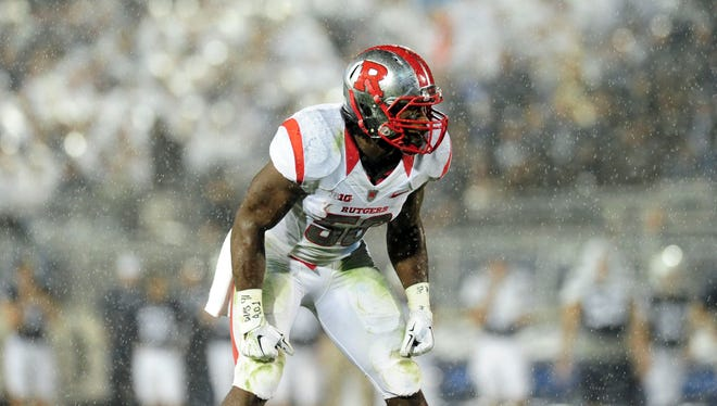 Quentin Gause was a two-year starter at linebacker for Rutgers who boosted his NFL Draft as a redshirt senior.