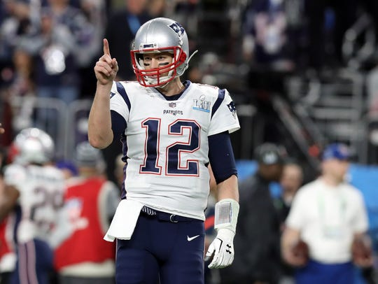 Tom Brady and the Patriots won't see the Jets until late November.