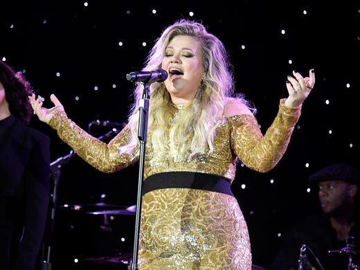 """Kelly Clarkson: The original American Idol had a successful music career since winning the first season with such hits as """"Miss Independent"""" and """"Since U Been Gone."""" She's currently a judge on NBC's 'The Voice.'"""