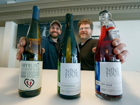 Nine-Four Winery at 1800 House Wine and Beer Collective