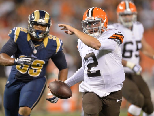 Rams Browns Football