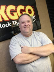The Round Guy, from 95 KGGO.