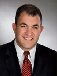 Jared Lusk, incumbent candidate for Pittsford Town