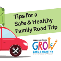 Planning for a safe and healthy road trip: 10 tips to consider before you hit the road