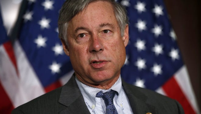 House Energy and Commerce Committee Chairman Rep. Fred Upton, R-St. Joseph.