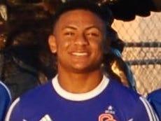 Jonathan Jimenez, Cape Coral senior.