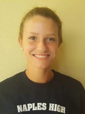 Sophia Chickering, Naples High girls lacrosse