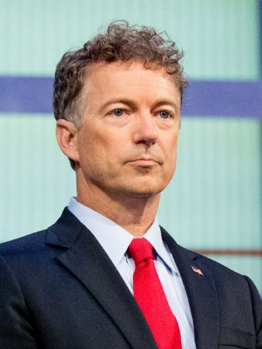 Rand Paul calls for term limits, says Trump has peaked