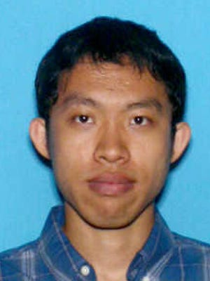 Xin Rong, 27, has been missing since March 15, 2017 when the plane he was flying crashed in Canada. Authorities have said they believe he committed suicide, jumping from the plane prior to the crash.
