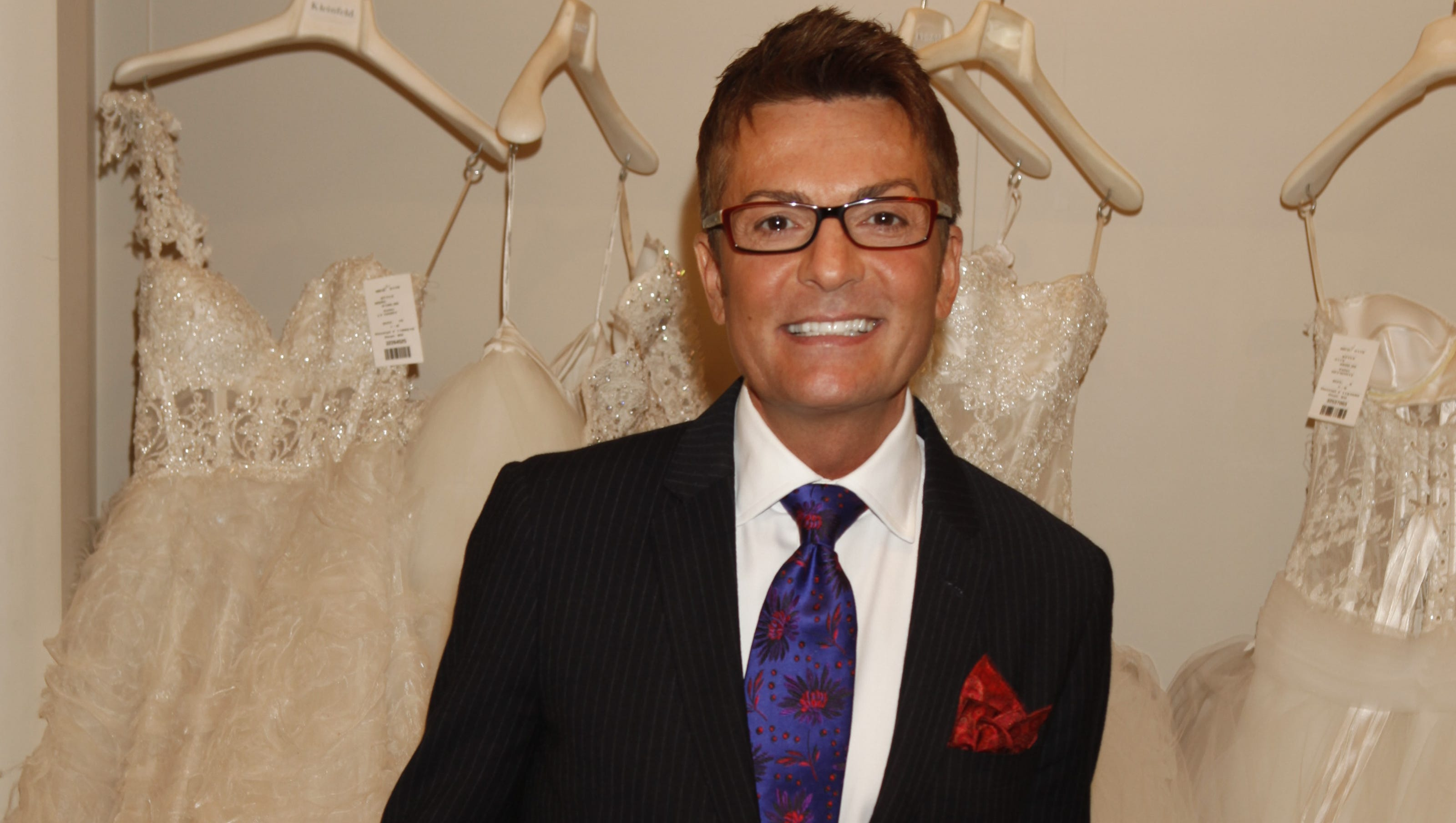 Randy Fenoli Of 'Say Yes To The Dress' Visits Women's Show