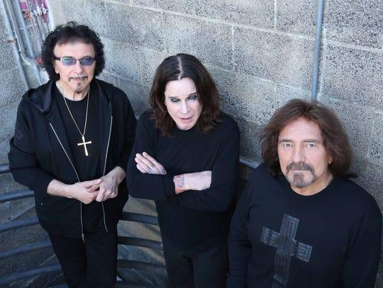 Black Sabbath will perform at 7:30 p.m. Sept. 9 at