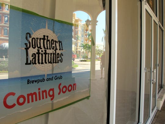 Southern Latitudes Brewpub and Grub is planned to open