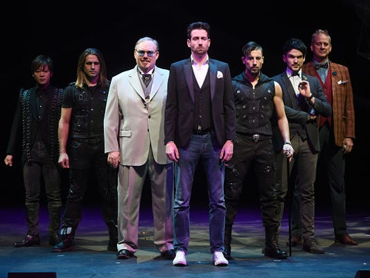 """The Illusionists"" - Photocall"