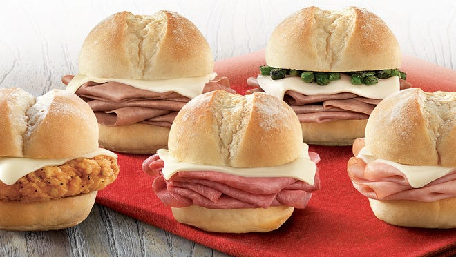 Arby's, known for its line of sliced meat sandwiches, will open a restaurant in Windsor Township.