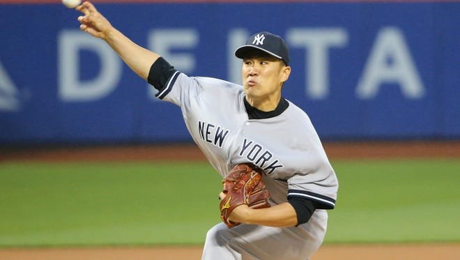 Masahiro Tanaka is the only sure thing in the Yankees' battered rotation.