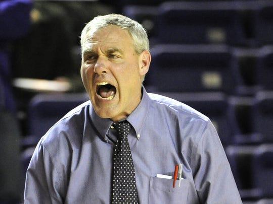 Father Ryan coach Doug Bontrager
