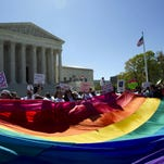 Same sex marriage licenses immediately became available in Livingston County in the wake of Friday's U.S. Supreme Court ruling.