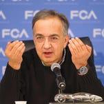 FCA's Marchionne backs off VW merger talk