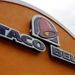 Chalupas, gorditas and other Taco Bell offerings benefit military families this month