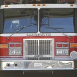 5 people treated for smoke inhalation from kitchen fire