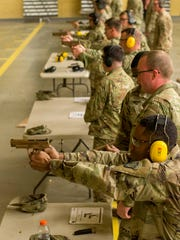Soldiers with C Company, 1st Battalion, 506th Infantry