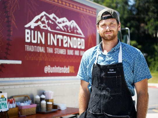 Bun Food Truck Asheville