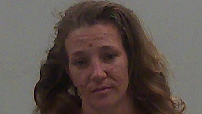 APPREHENDED: Treva Kristine Holliday, 35, white female, 5-2, 104 pounds. Warrant: Failure to appear for non-compliance for drug diversion with original charges of possession of narcotic drug and possession of paraphernalia.
