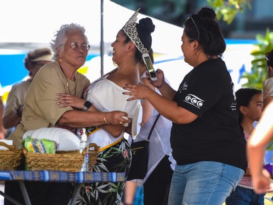 The command of U.S. Naval Base Guam extended an invitation to former residents of Sumay village, their descendants and others, to attend the 9th annual Back to Sumay Day event on Saturday, April 7, 2018. A Mass was celebrated for those in attendance, as well as a fiesta of local foods, music, cultural dancing and a display of photos dating back to pre-World War II Sumay. Sumay was once a small fishing village which evolved into an agricultural and commercial hub for ships in the mid-1800s, before becoming an economically rich village by the 1930s.