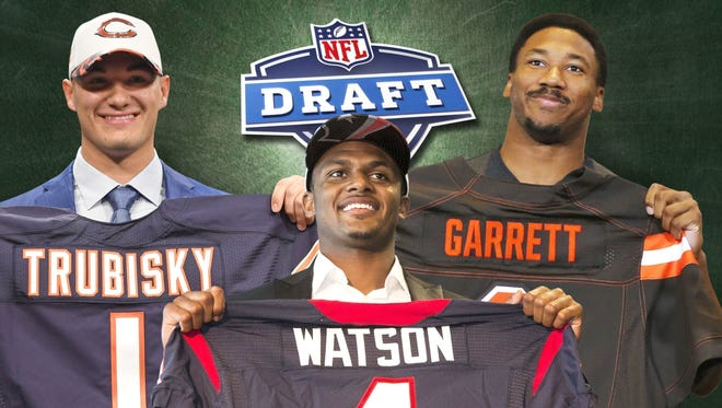 NFL draft grades for all 32 teams.