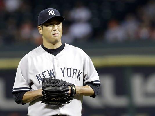 Kuroda Yankees
