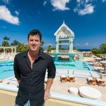 Season 20's final two episodes of ABC's The Bachelor will feature three unique resorts in Jamaica owned by Sandals Resorts International - Sandals Ochi Beach Resort, Sandals Royal Plantation and Rio Chico by Sandals Resorts - as the backdrops for the Bachelor, Ben Higgins, and his final three ladies as their journey comes to an end. (PRNewsFoto/Sandals Resorts) THIS CONTENT IS PROVIDED BY PRNewsfoto and is for EDITORIAL USE ONLY**