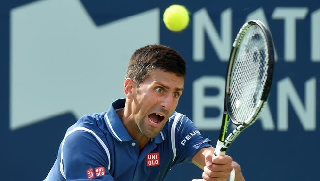 Novak Djokovic had early losses at Wimbledon and the Olympics.