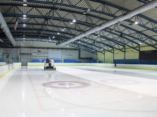 Reno should invest its tax surplus in a civic ice rink, argues Richard Arbib.
