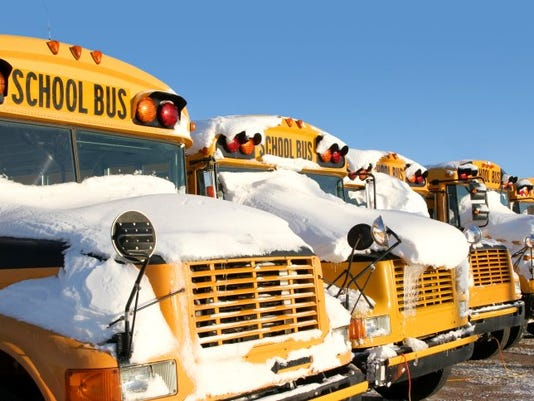 JCPS schools closed today