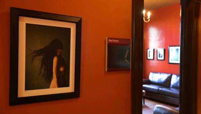 An exhibit by Buddy Jackson is on display at Feather and Bone Gallery, a temporary art exhibition as a visual complement to Mile of Music. The gallery is in the former Harmony Cafe space, 233 E. College Ave. in downtown Appleton.
