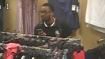 West Bloomfield police looking for a man seen masturbating in store