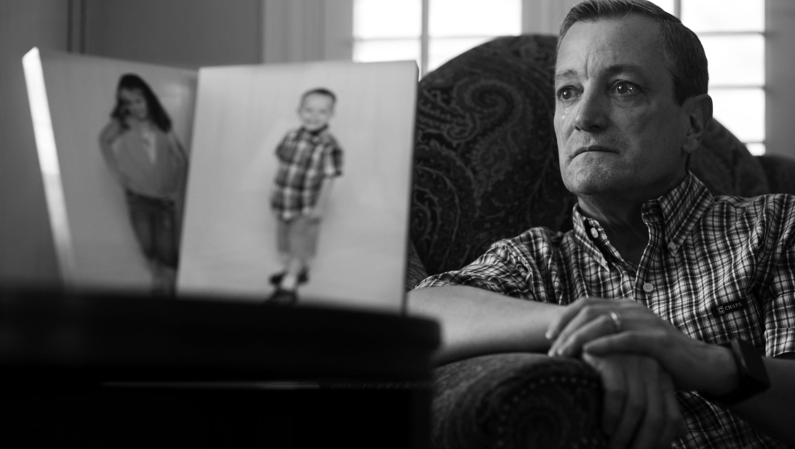 Faces of child welfare: Ken Pellerin: 'I've lost my