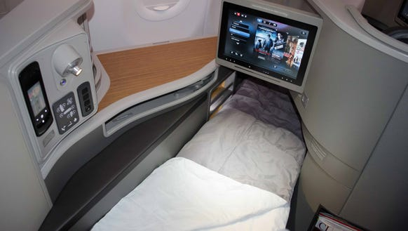 First Look American S New Airbus A321 Transcontinental