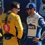 Johnson wins 7th NASCAR championship