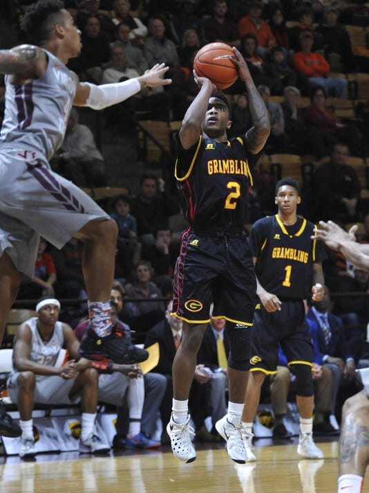 NCAA Basketball: Grambling State at Virginia Tech