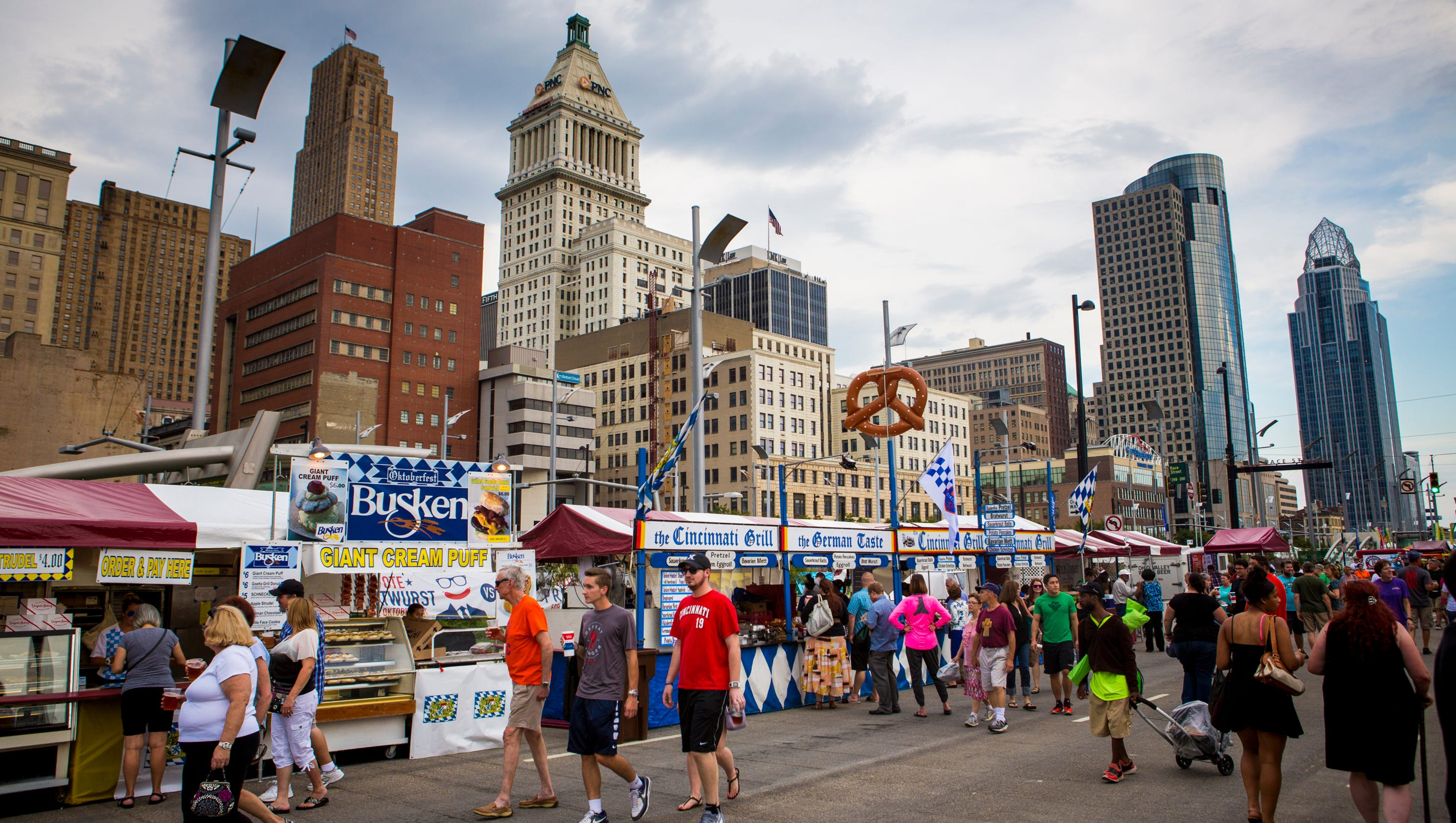 Study Cincinnati is the best place in America for Oktoberfest