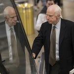 What if McCain leaves office? Here's how the process works