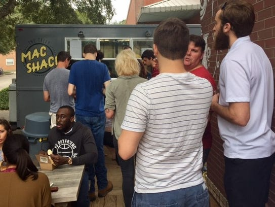 The Tally Mac Shack, the Capital City's newest food