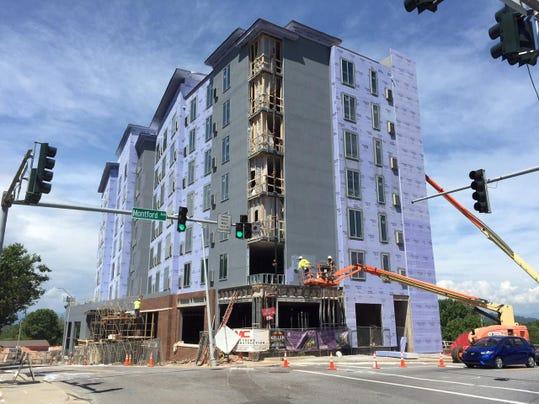 hyatt place construction.JPG