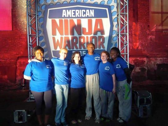 BMN 062515 D1 Ninja Warrior D1 lead