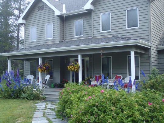 Brenda Griswald's home in Coram is an ideal home base for park visitors at a