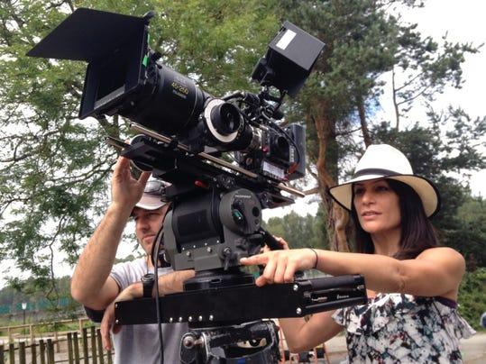 Vanessa directing