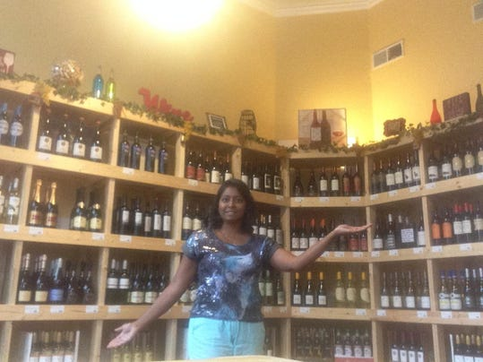 Fine wine craft beer shop opens in downtown greer for Craft stores greenville nc