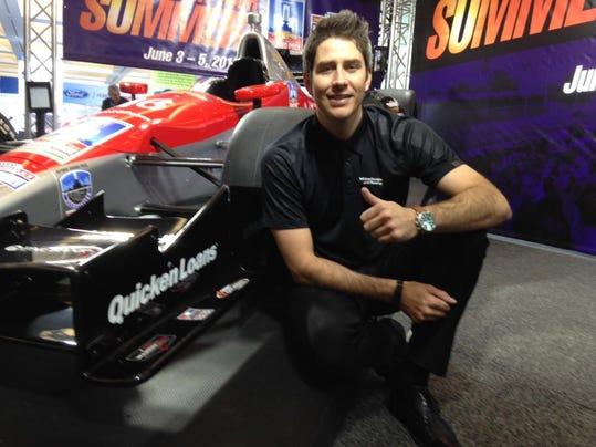 Race Car Driver Arie Luyendyk Jr Is ABCs New Bachelor - Car driver